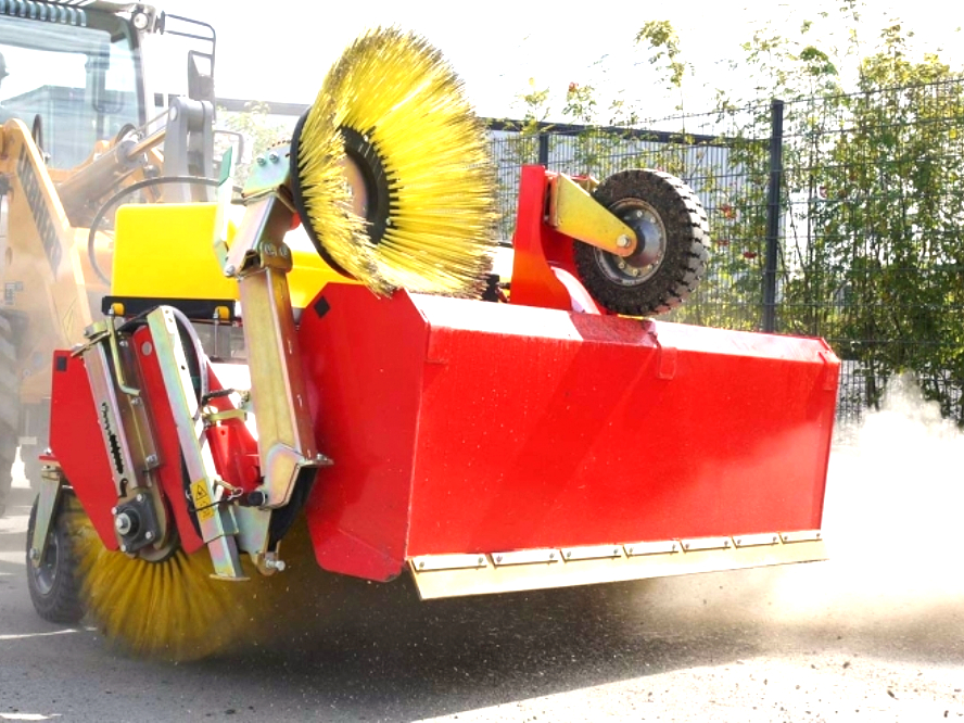 Anbaukehrmaschine | Kehrmaschine K750