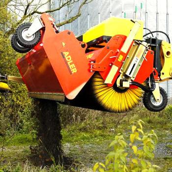 Anbaukehrmaschine | Kehrmaschine K950