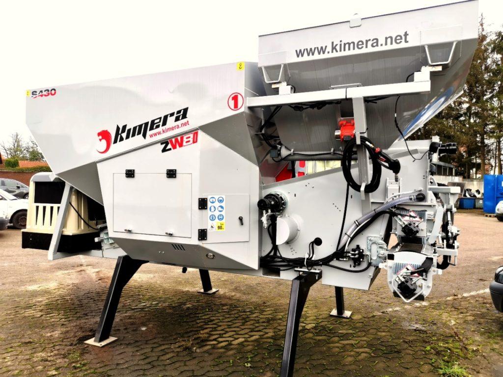 Mischanlage Kimera S430