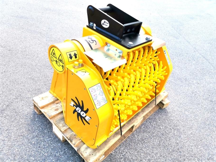 Schaufelseparator GYRUStar_3-80E