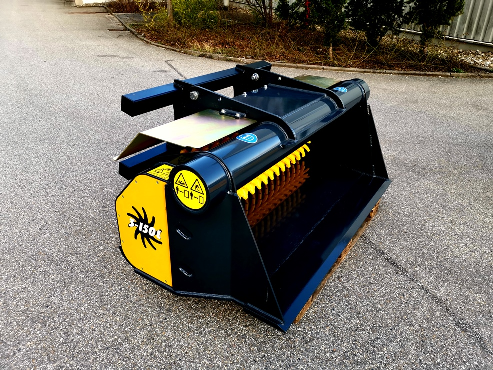 Schaufelseparator GYRUStar_3-150L