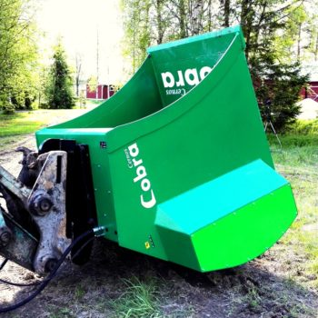 Schaufelseparator COBRA L4-120