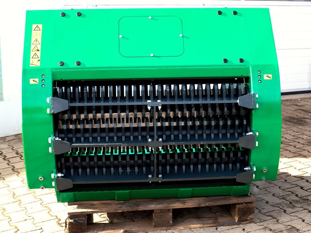 Schaufelseparator COBRA S3-120