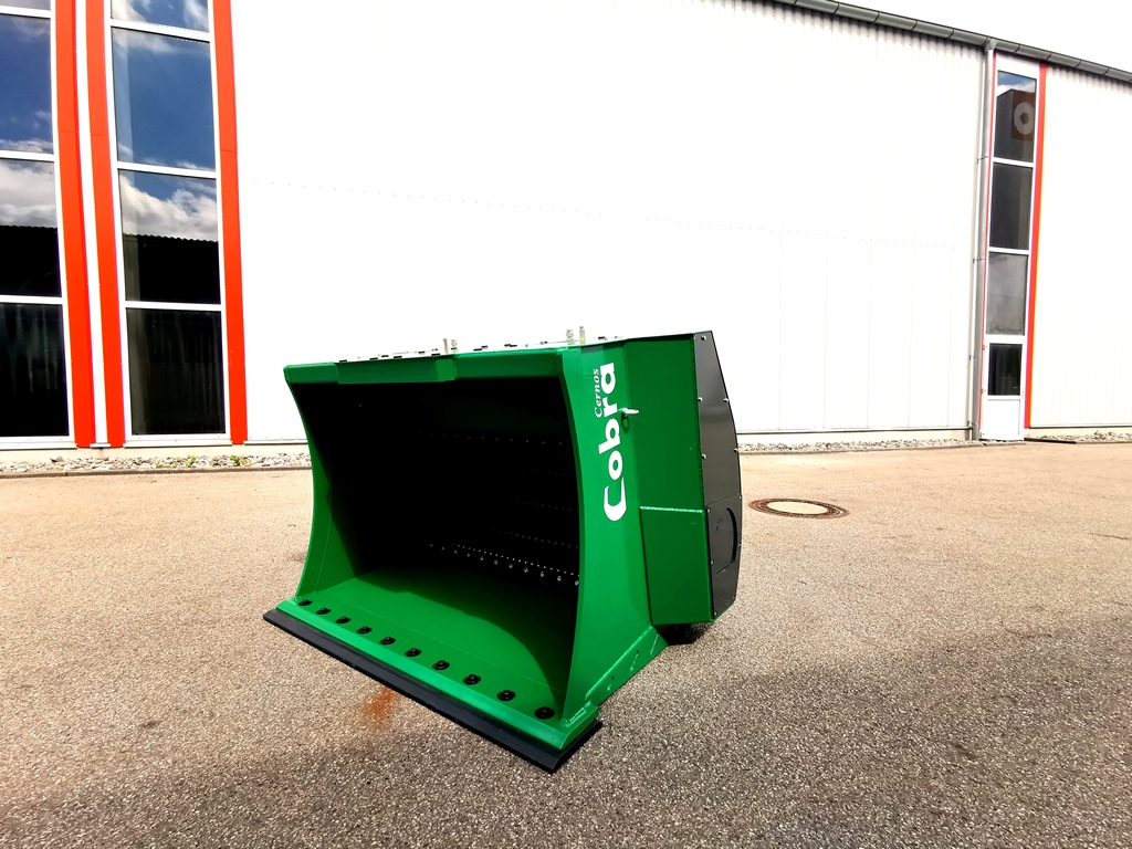 Schaufelseparator COBRA S3-150