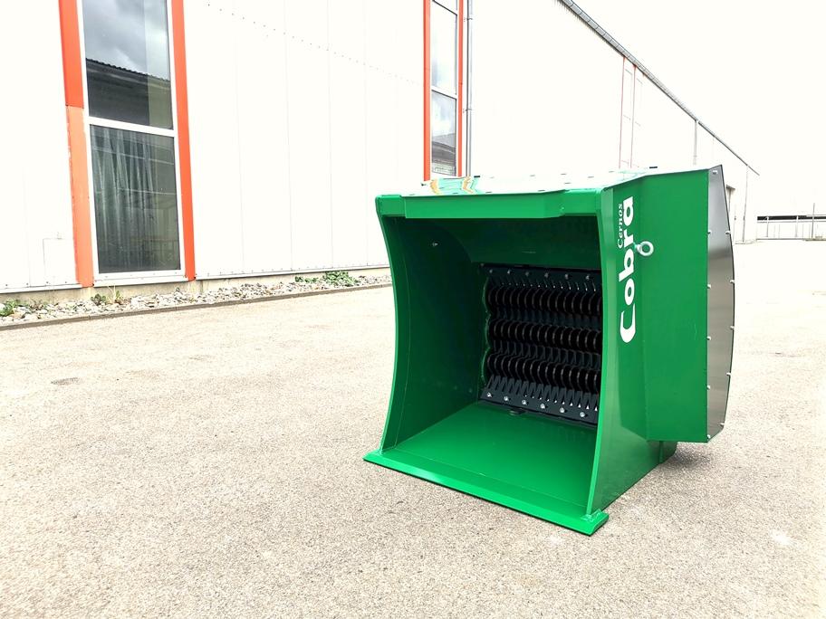Schaufelseparator COBRA S3-90