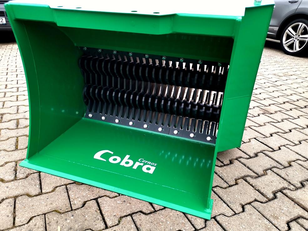 Schaufelseparator COBRA XS2-90