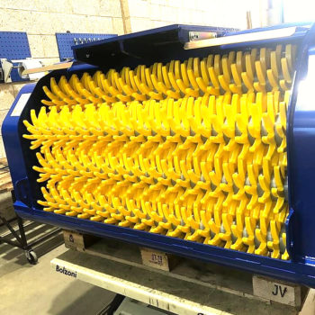 Schaufelseparator GYRUStar_4-120MAX