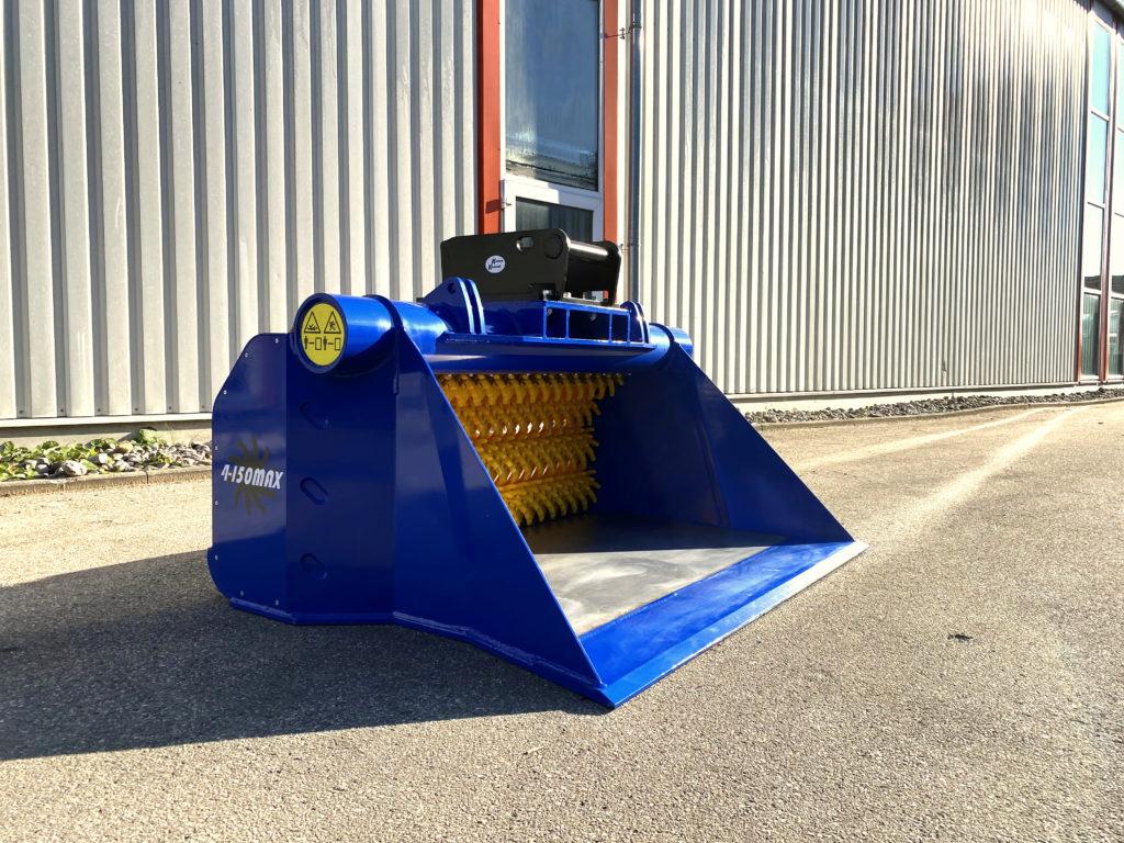 Schaufelseparator GYRUStar_4-150MAX