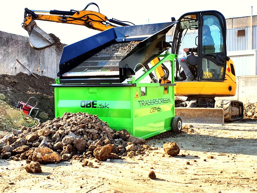 Mobile Siebanlage | Siebanlage | Recyclingsieb