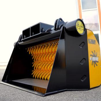 Schaufelseparator | Siebschaufel