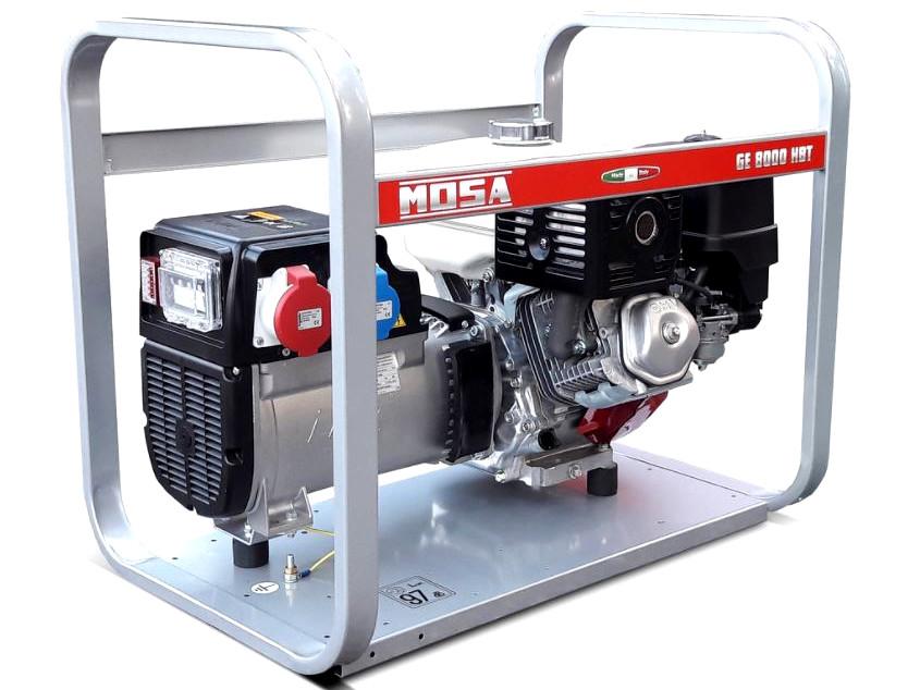 Stromerzeuger GE 8000 HBT