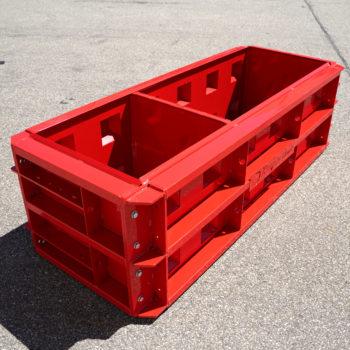 Legoform L1866 | Betonform | Betonschalung | Betonblockschalung | Betonblockform
