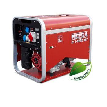 Stromerzeuger GE S-8000 HBT