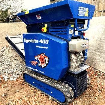 Minicrusher | Minibrechanlage TigerBite 400 Track