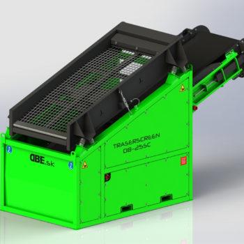 Mobile Siebanlage   Flachdecksiebanlage   Recyclingsieb